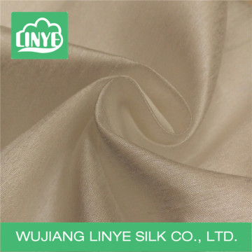 100% polyester elegant simple white dobby fabric for curtain