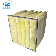 Industrial F5 F9 Hvac Air Pocket Filter