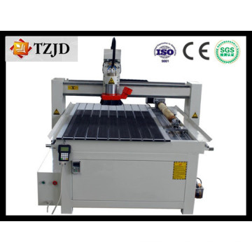 Cilindro máquina de grabado CNC