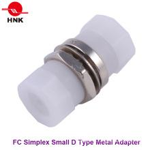 FC Simplex Small D Typ Metall Faseroptik Adapter
