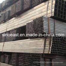 Tuberías de acero rectangulares (ASTM A53)