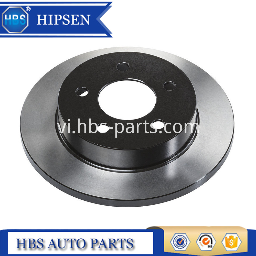 Brake Rotor For Ford Mustang