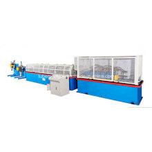 T-barra transversal automática lamina a formação de máquina em linha perfurador - 3
