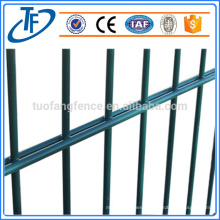 High Quality Galvanized Double Wire Secure Welded Mesh Fence