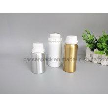 Garrafa de óleo de essência de alumínio de 100ml com tampão de prova de adulteração (PPC-AEOB-002)