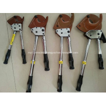 Ratchet Cable Cutters Insulated Handle Copper Wire Cutting