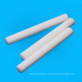 Extrude Virgin White and Black Pom Rod