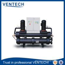 Water to Water Scroll Geothermal Heat Pump