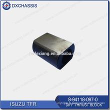 Véritable bloc de poussée de différentiel de différentiel de TFR 8-94118-097-0