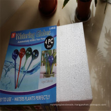 Mini Water Globes (Set of 3) , Ofiice Watering Tools for Flower