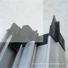 2519 profil industriel en aluminium extrusion