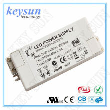 3-10W AC-DC Constant Voltage LED Driver Power Supply with CE UL CUL FCC