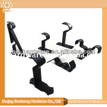 12mm/16mm/19mm/25mm White And Black Curtain Rod Bracket