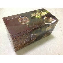 Kaffee Box / Art Board Farbe Kaffee Box / Kaffee Fall (MX-0955)
