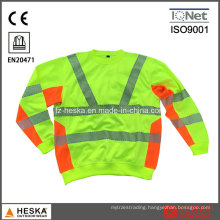 Heat Transfer Tape En20471 Safety Long Shirt