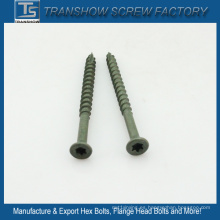Torx Drive Csk Head 3.9 * 51mm Green Chipboard Screws