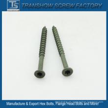 Torx Drive Csk Head 3.9 * 51mm Green Chipboard Screws