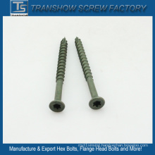 Torx Drive Csk Head 3.9*51mm Green Chipboard Screws