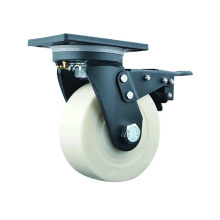 Ruedas de freno de capacidad extra alta con ruedas de nailon