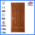 *JHK-012 24 Inch Solid Wood Door Mahogany Bi Fold Doors Wooden Folding Door Wood