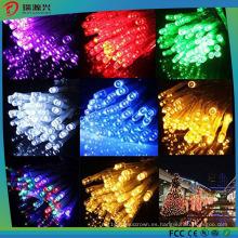 Luces de hadas de la batería de 4.5V 100PCS LED para las fiestas