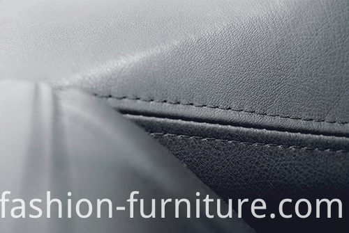 Leather Single Sofa