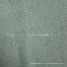 High Quality Furniture Semi-PU Leather (QDL-FS050)
