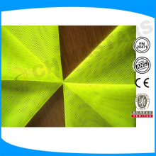 NFPA 701 (2004) Flame retardant High visibility fluorescent fabric meeting ANSI/ISEA