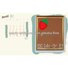 cork board with photo frame new style 2014