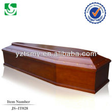 coulour rose european economic coffin