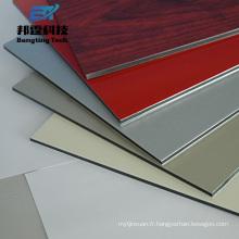 Composites d'aluminium Pure 5083 Plaque d'aluminium de 10mm d'épaisseur