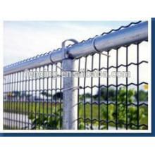 Low price euro style PVC coated Euro panels fence/holland Euro fence panels