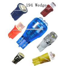 T15 194 led lights auto T10 DC12&24V