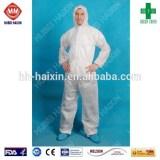 Best selling disposable microporous film laminated coverall