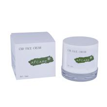 Private Label Organic Cbd Beauty Face Cream Anti Wrinkle Anti Aging Skin Whitening Acne Hemp Oil Creamhot Sale Products Booster Face Cream