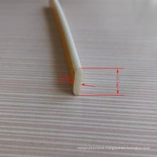 China Produce PU Material Soft Foam Rubber Strip Door Seal