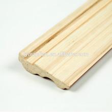 Melaminpapier-Sockelleisten aus Holz