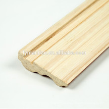 Melamine Paper wood skirting crown moulding