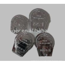 Piezas de fundición a presión de zinc zamak3 gauge alloy zamak3 zamak5