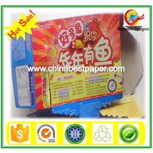 China Duplex Board Gray Back