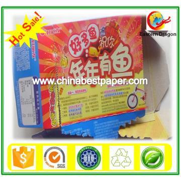 China Duplex Board Gray Back