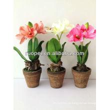 Künstlicher Blumenbaum Neues Produkt 40cm hoch Drei Farben Blumenbaum