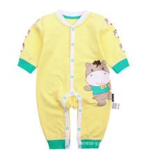 Long Sleeve-Cotton Carter's Infant Baby Wear Jumpsuit