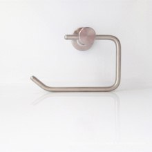Meubles en acier inoxydable 304 # Support de salle de bain porte-papier brossé Mdb001