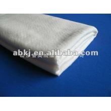 Almohadillado de algodón crudo punzonado
