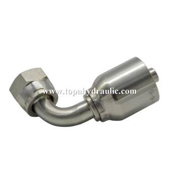Topa quality brass gates hydraulic hose fittings