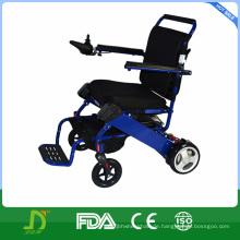 4 Rad Elektrischer Rollstuhl für Behinderte