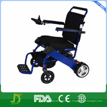 Cadeira de rodas elétrica de 4 rodas para deficientes