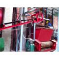 El más nuevo diseño y rentable horno de carbonización de madera de estufa de carbonización de residuos urbanos