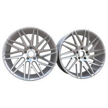 Aluminium Mercedes Rim 22x9 5x112 Brushed Finsh
